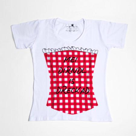 T-Shirt Damen im Trachtenlook