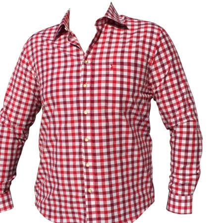 Almsach Hemd von JM Trachten