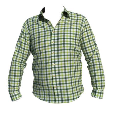 Almsach Trachten Herrenhemd