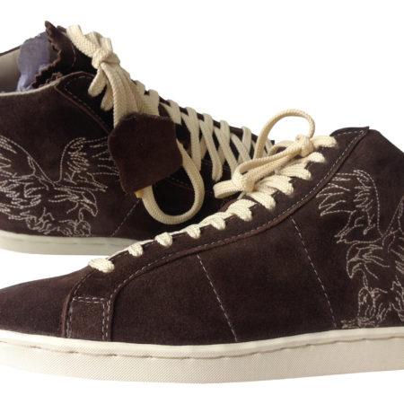 Wildleder Schuhe Herren