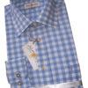 Karohemd Blau Weiß Kariert Trachtenhemden