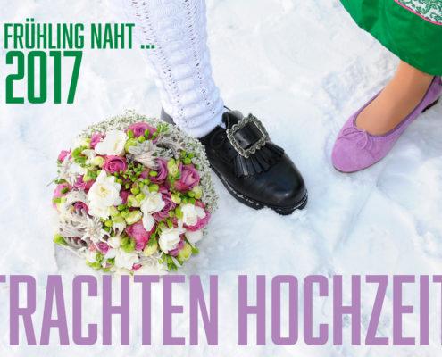Trachten Hochzeit