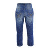 Jeans Damen Bestickt Trachten Freizeit