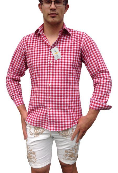 Freizeithemden Businesshemden Hochzeit Hemden Herren karohemden